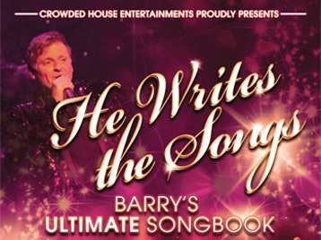 He Writes The Songs - Barry's Ultimate Songbook picture