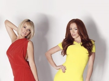 Atomic Kitten artist photo