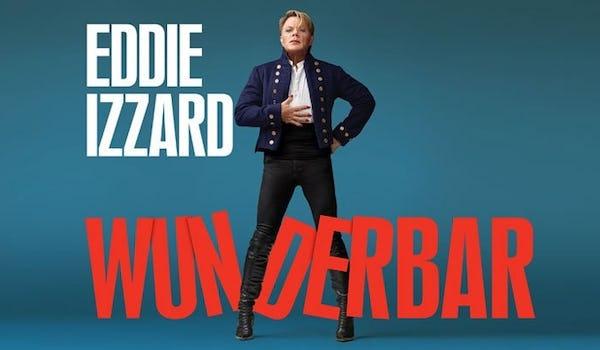Eddie Izzard Tour Dates