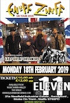 Flyer thumbnail for Enuff Z Nuff, Last Great Dreamers