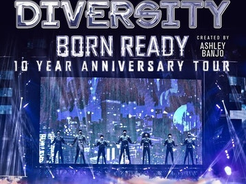 Born Ready - 10 Year Anniversary Tour (Matinee Show): Diversity picture