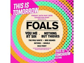 Foals, You Me At Six, Nothing But Thieves, Anteros, Bad Sounds, The Pale White, Kawala, The Old Pink House, Wild Front, Avalanche Party, Bare Roots, Callum PItt, No Teeth, Picnic picture
