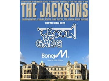 Heritage Live: The Jacksons, Kool & The Gang, Boney M feat. Maizie Williams picture