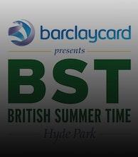 Barclaycard presents British Summer Time Hyde Park 2019 artist photo