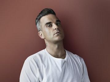 Robbie Williams artist photo