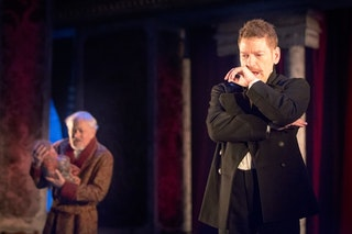 Image for Branagh Theatre Live: The Winters Tale