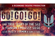 Go!Go!Go! With Rusty Firmin: Get top tickets for £20