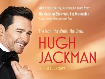 The Man. The Music. The Show.: Hugh Jackman, Keala Settle picture
