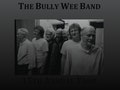 Grayshott Folk Club Presents: Bully Wee Band, Chris Fox event picture