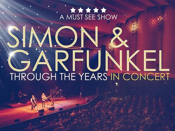 Simon & Garfunkel Through The Years Tour Dates