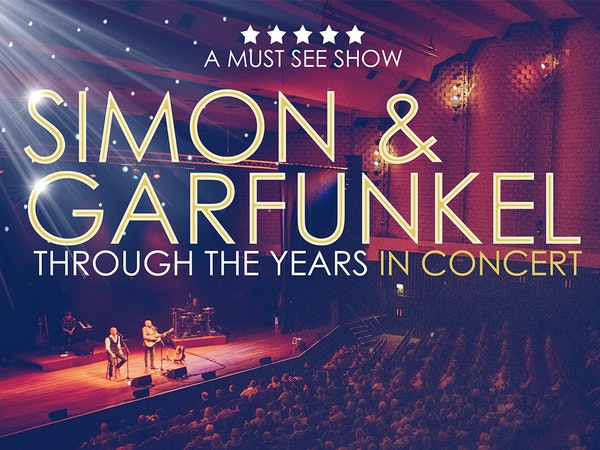 Simon & Garfunkel Through The Years