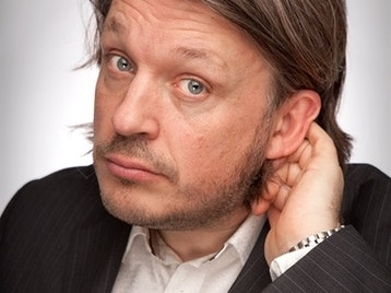 Richard Herring's Leicester Square Theatre Podcast (Except at Wolverhampton Literature Festival): Richard Herring picture