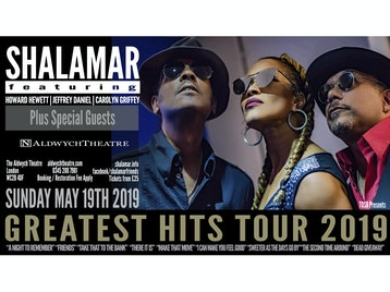 Greatest Hits Tour 2019: Shalamar picture