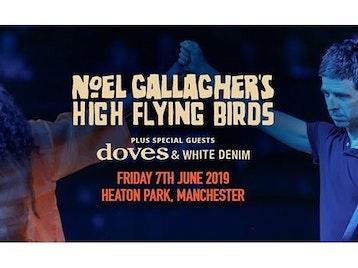 Noel Gallagher's High Flying Birds, Doves, White Denim picture