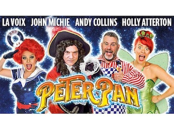 Peter Pan: Andy Collins, John Michie, La Voix, Holly Atterton picture