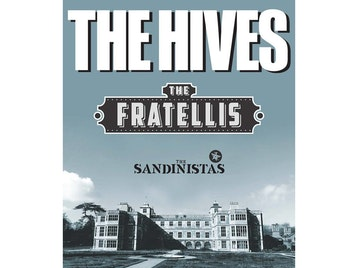 Heritage Live: The Hives, The Fratellis, The Sandinistas picture
