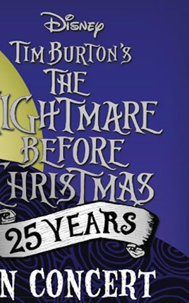 Tim Burton's The Nightmare Before Christmas Live