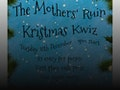 The Mothers' Ruin Kristmas Kwiz event picture