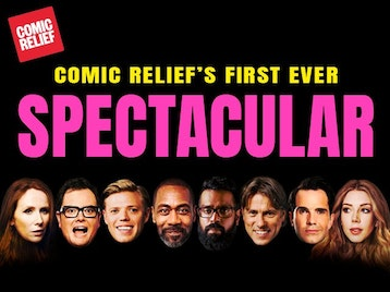 Comic Relief Live: Alan Carr, Catherine Tate, Jimmy Carr, John Bishop, Sir Lenny Henry, Romesh Ranganathan, Katherine Ryan, Rob Beckett picture