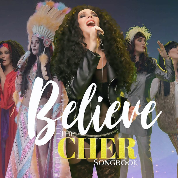 Believe - The Cher Songbook Tour Dates