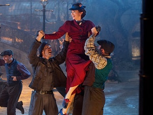 Film promo picture: Mary Poppins Returns