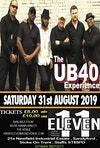Flyer thumbnail for The UB40 Experience