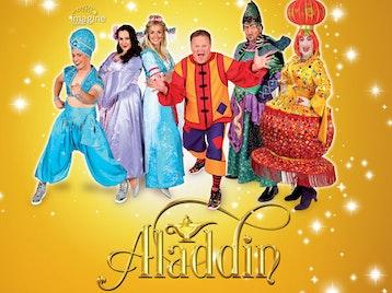 Aladdin: Justin Fletcher MBE picture