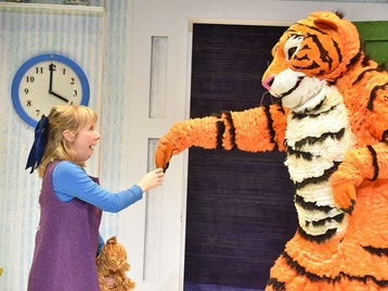The Tiger Who Came To Tea (Touring) picture