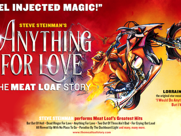 Steve Steinman's Anything For Love - The Meat Loaf Story: Steve Steinman's Meat Loaf Story, Steve Steinman picture