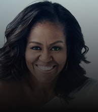 Michelle Obama artist photo