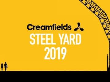 Creamfields presents Steel Yard London: Eric Prydz, Alan Fitzpatrick, Cristoph, George Fitzgerald, Tiga picture