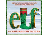 Elf: A Christmas Spectacular at Resorts World Arena, Birmingham - Win a family ticket for four