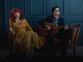 Kathryn Roberts & Sean Lakeman event picture