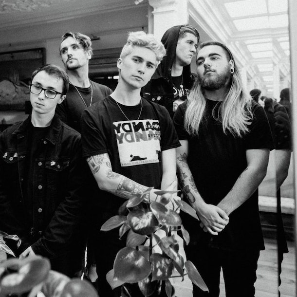 Holding Absence Tour Dates