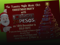 The Tuesday Night Music Club Christmas Party: Northsyde, 24 Pesos (UK) event picture
