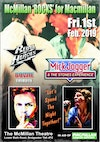Flyer thumbnail for Rocks for MacMillan Cancer Support: Rebel Heroes Bowie Tribute, Mick Jogger and The Stones Experience