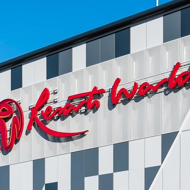 Resorts World Arena Events