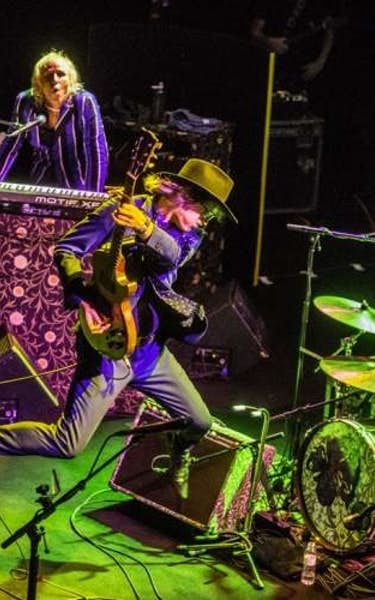 The Waterboys Tour Dates