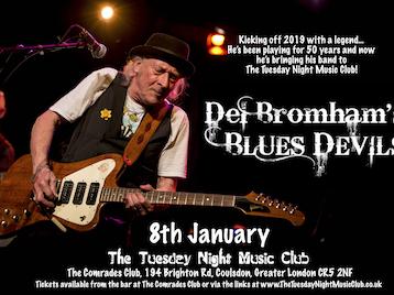 Del Bromham's Blues Devils picture