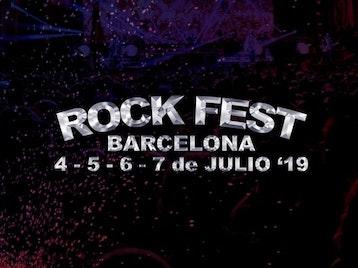 Rock Fest Barcelona 2019: Def Leppard, ZZ Top, King Diamond, Dream Theater, Saxon, Bohse Onkelz, Demons & Wizards, Arch Enemy, Children of Bodom, Testament, HammerFall, Dee Snider, Sebastian Bach, Napalm Death, Krokus picture