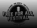 Free For All Festival: Shoun Shoun, Copy Wronged, Hellermen event picture