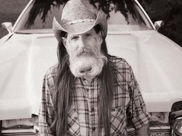 Dylan Carlson (Earth) artist photo