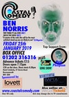 Flyer thumbnail for The Coastal Comedy Show: Ben Norris, Peter Phillipson, Adrienne Coles