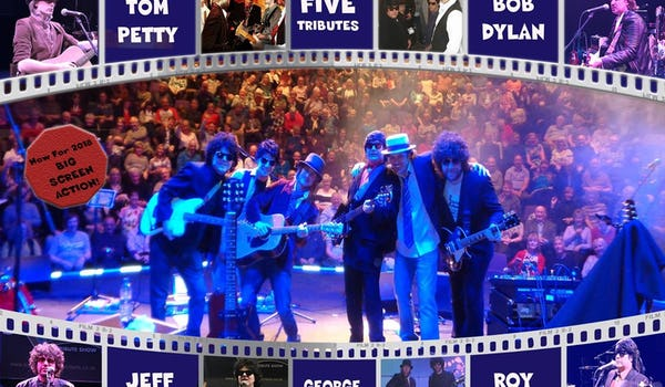Roy Orbison & The Traveling Wilburys Tribute Show Tour Dates