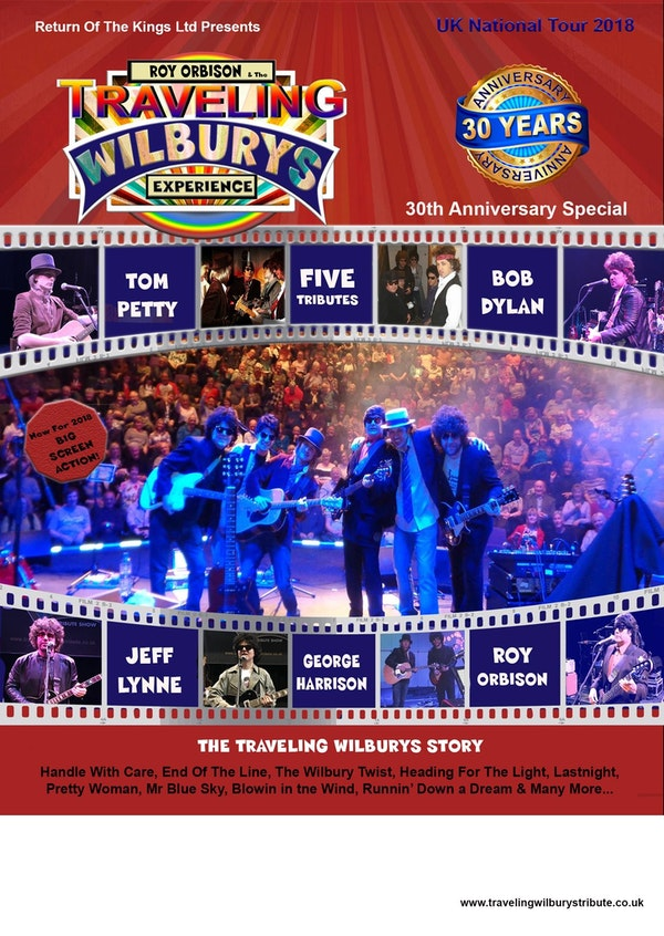 Roy Orbison & The Traveling Wilburys Tribute Show