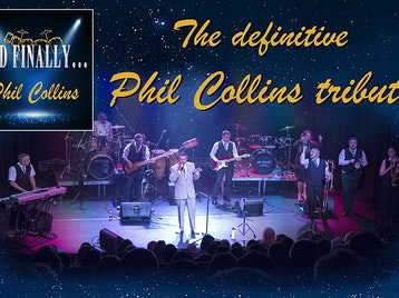And Finally Phil Collins - Top UK Tribute picture