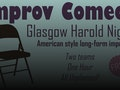 Glasgow Harold Night: Improv Glasgow event picture