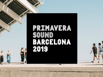Primavera Sound 2019: Erykah Badu, Future, Interpol, FKA Twigs, Nas, Mac DeMarco, Christine & The Queens, Courtney Barnett, Charli XCX, Guided By Voices, Nina Kraviz, Danny Brown, Sigrid, Stephen Malkmus & The Jicks, Carcass, Yaeji, Empress Of, Princess Nokia, Nitzer Ebb, 070 Shake, Sophie, Clairo, Julien Baker, The Necks, Maribou State, Stiff Little Fingers, Big Thief, Soccer Mommy, Mykki Blanco, Marie Davidson, Denis Sulta, Myrkur, Rico Nasty, Japanese, Tomberlin, Shonen Knife, Dream Wife, Octo Octa, Eris Drew, Dam-Funk, Jayda G, Bridget St John, Krystal Klear, Alice Phoebe Lou, The Mani-Las, Demdike Stare, Anastasia Kristensen, Upsammy, Goa, Job Jobse, Elena Setien, Bakar, Las Odio, Mafalda, Djrum, Odina, Uzielito Mix, Brat Star, Gangsta Boo, r.e.a.l, Shakti Alliance, Modet, IM, Tame Impala, Cardi B, Janelle Monae, Robyn, Carly Rae Jepsen, Suede, Liz Phair, mura masa, Ivy Queen, Jawbreaker, Kate Tempest, Kurt Vile, Jungle, Peggy Gou, Helena Hauff, Yves Tumor, Dirty Projectors, Low, BEAK>, Pond (AUS), Julia Holter, Cybotron, Sons Of Kemet, Joy Orbison, Agoria, Tony Touch, Laurel Halo, Flohio, F***ed Up, Snail Mail, Lucy Dacus, Objekt, Lisabo, Georgia Anne Muldrow, Aldous Harding, Midori Takada, Sticky M.A, Pavvla, Amyl And The Sniffers, Courtesy, Steffi, Chai, Wednesday Campanella, Bliss Signal, Dr. Rubenstein, Lidia Damunt, Maria Jose Llergo, Putochinomaricon, Iglooghost, La Zowi, Rosa Pistola, Anthony Naples, Derby Motoreta's Burrito Kachimba, Bflecha, Overmono, Ylia, Batu, Mark Luva, Mad Miran, Roza Terenzi, Object Blue, Somadamantina, La Goony Chonga, Goth Boi Clique, Isa-Bel, Xols, Vicky Groovy, Solange, J Balvin, Rosalia, James Blake, Stereolab, Kali Uchis, Jarvis Cocker, Roisin Murphy, Primal Scream, Richie Hawtin, Modeselektor, Pusha T, Neneh Cherry, Loyle Carner, Built To Spill, Lizzo, Nathy Peluso, Tierra Whack, Cupcakke, David August, The Mystery Of The Bulgarian Voices, Shellac, Frank Carter & The Rattlesnakes, Tim Hecker, Konoyo Ensemble, Boy Pablo, Tirzah, DJ Playero, The Messthetics, Jon Hassell, JPEGMAFIA, Haru Nemuri, Danny L Harle, Hurricane G, June Of 44, Daymé Arocena, Kodie Shane, Yung Beef, Avalon Emerson, Aisha Devi, Ama Lou, Veronica Vasicka, Drab Majesty, Nilufer Yanya, Slowthai, Retirada!, Museless, Alondra Bentley, Channel Tres, Suzanne Ciani, Fantastic Man, Tornado Wallace, Mumdance, DJ Supermarkt, Izabel, Ian Isiah, Caterina Barbieri, Rrucculla, DJ Rosario, Sama Yax, Ecran Total, Hieroglyphic Being, Forest Drive West, Carino, Peach, Voiski, Albany, Jasss, DJ Marcelle, Nosedrip, Epsilove, Mozhgan, Frinda Di Lanco, Big Red Machine, Deerhunter, Apparat, Christina Rosenvinge, Homeshake, Cuco, Filthy Friends, Cupido, Efrim Manuel Menuck, Hatchie, DJ Coco, Cate Le Bon, Miya Folick, Lil Moss, The Beths, Flaca, Melenas, Lolina, Coucou Chloe, Lndfk, Linn Da Quebrada, Bea Pelea, Mina, Kelly Kapowsky, Mow, Clara!, Agost, Aleesha picture