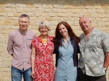 Grayshott Folk Club Barn Dance: The Oxford Nags picture