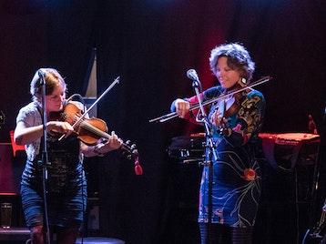 Grayshott Folk Club Presents: The Poozies picture